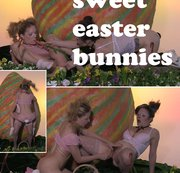 sweet easter bunnies