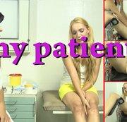 shy patient