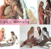 LOLICOON: PVC girls destroying Download