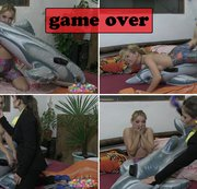 game over - inflatable fetish