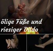 LOLICOON: ölige Füße und riesiger Dildo Download