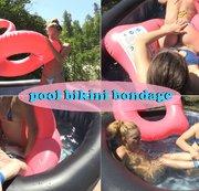 LOLICOON: pool bikini bondage Download