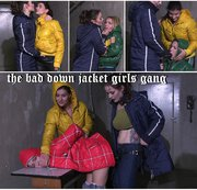 LOLICOON: the bad down jacket girls gang Download