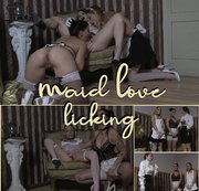 LOLICOON: maid love licking Download