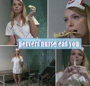 pervert nurse eat you (Rollenspiel)