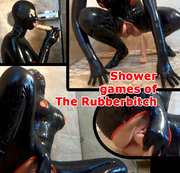 Shower games of The Rubberbitch