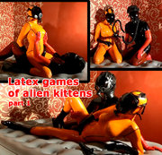 Latex games of alien kittens (part 1)