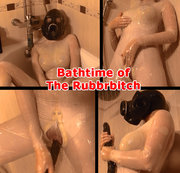 Bathtime of The Rubbrbitch