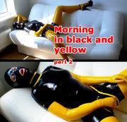 Morgen in Schwarz und Gelb. Teil 2