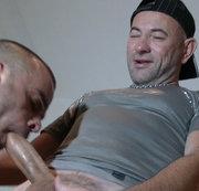 Fucked barebakc by tjhe pornstar DAMIEN CROSSE