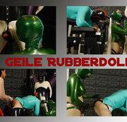 3 geile Rubberdolls