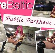 Pissen im Uni Parkhaus * Public Piss *