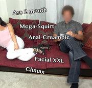 Sperma-Schock-Therapie beim perversen Psychologen