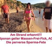 ALEXANDRA-WETT: Spontan geiler Massen-Frei-Fick am Hotel  Strand, AO Download