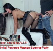 ALEXANDRA-WETT: No Limits! Perverse Massen-Sperma-Party, AO Download