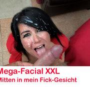 Mega-Facial XXL nach 3 Wochen Wichs-Pause
