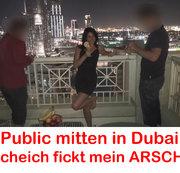 ALEXANDRA-WETT: Public-Fuck in Dubai! Scheich reißt mir den Arsch auf! Download
