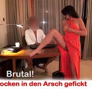 ALEXANDRA-WETT: Brutal!!! Trocken in den Arsch gefickt! Download