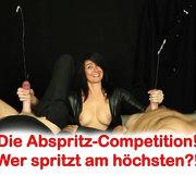 ALEXANDRA-WETT: Die Abspritz-Competition! Wer spritzt am höchsten?! Download