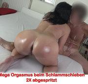 ALEXANDRA-WETT: Mega Orgasmus beim Schlammschieben. 2X abgespritzt Download