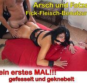 ALEXANDRA-WETT: Mein erstes Mal! Gefesselt u geknebelt! Hardcore Fick-Fleisch-Benutzung AO! Download