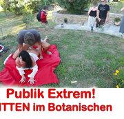 ALEXANDRA-WETT: Public extrem!! Frei Fick im botanischen Garten! Download