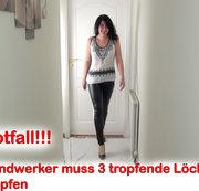 ALEXANDRA-WETT: Notfall! Handwerker muss 3 leckende Löcher stopfen! Download