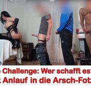 ALEXANDRA-WETT: Mit Anlauf in die Arsch-Fotze! Die Challenge Download