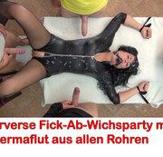 ALEXANDRA-WETT: Wehrlos! Gefesselt! Fick-Fleisch zum Abwichsen und ficken! Download