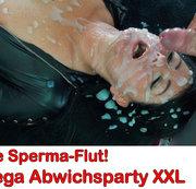 ALEXANDRA-WETT: Die Sperma-Flut! Mega Abwichsparty XXL Download