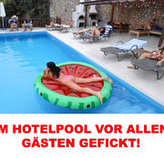ALEXANDRA-WETT: IM HOTELPOOL VOR ALLEN GÄSTEN GEFICKT! Download