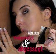 TOTAL DREIST - VOLLGEROTZT & ABGESAUGT!!!