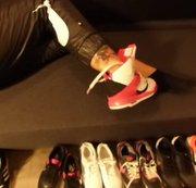 I love Sneaker !! Eine geile Präsentation / Show meiner Lieblinge - Turnschuhe ohne Ende - SNEAKER