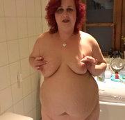 Sexy Body beim eincremen