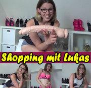 Shopping mit Lukas