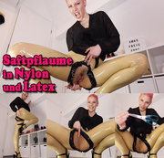 SaftPFLAUME in NYLON und LATEX