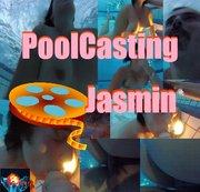 PoolCasting Jasmin