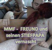 MMF - Meinen Freund und seinen Stiefvater vernascht