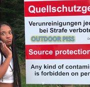 Outdoor Pissen in Österreich