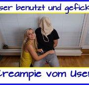 User gefangen genommen und Gefickt…