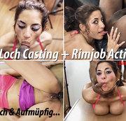Anal Casting - Elena