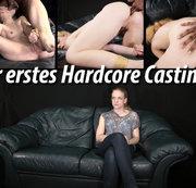 Ihr erstes Hardcore Casting