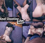 Anal Shooting - Tabea