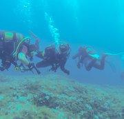 Staff dive in Portopetro (3)