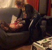 RopeDance on the Couch