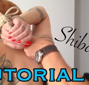 ????????  #FreeVideoRelease: Shibari-Tutorial: Part 8