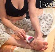 Pediküre / Fußpflege #01