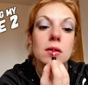 Painting my face #02