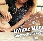 Intimate Moments: Oberschenkel epilieren