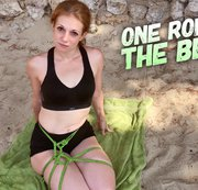 One Rope at the beach